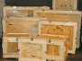 Custom Art Crates