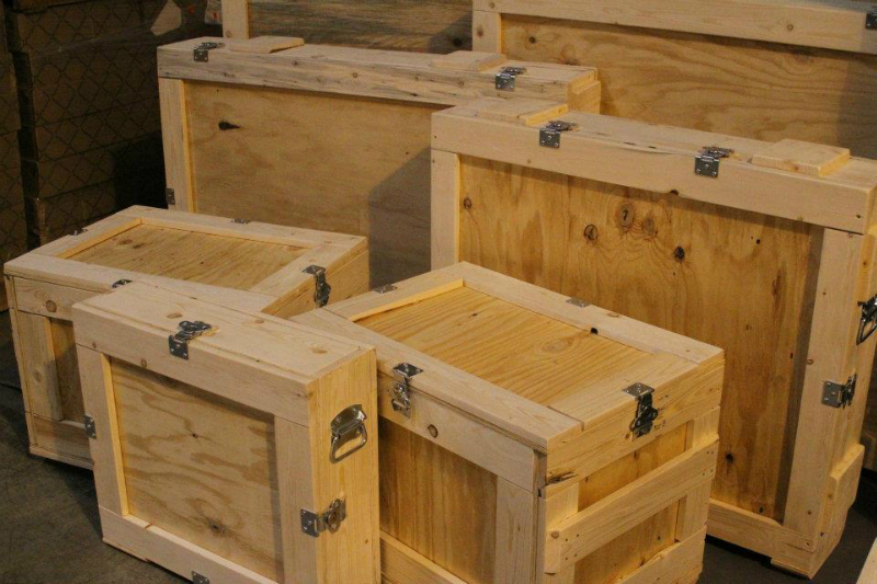 What Is Freight Shipping >> Custom Art Crates - Certified