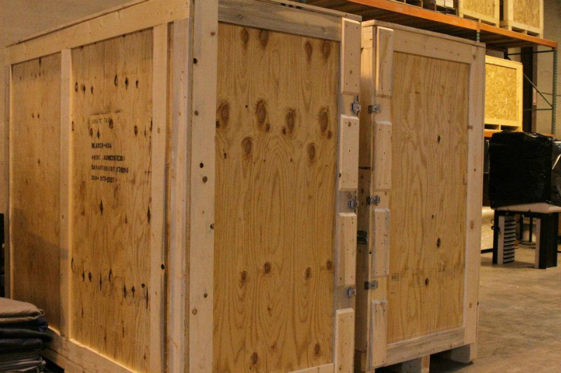 What Is Freight Shipping >> Trade Show Crates - Certified